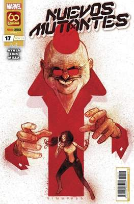 Nuevos Mutantes (2020-) #17