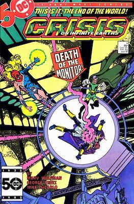 Crisis on Infinite Earths (Comic Book) #4
