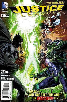 Justice League Vol. 2 (2011-2016) (Comic-Book) #31