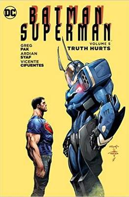 Batman / Superman Vol. 1 (2013) New 52 #5