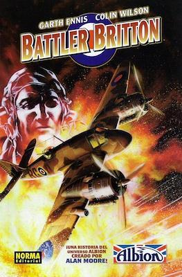 Battler Britton
