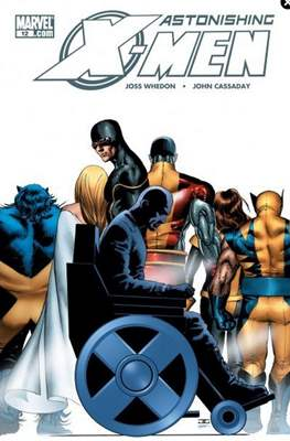 Astonishing X-Men (Vol. 3 2004-2013) (Comic Book) #12