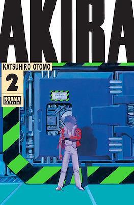 Akira Edición Original (Rústica con sobrecubierta) #2