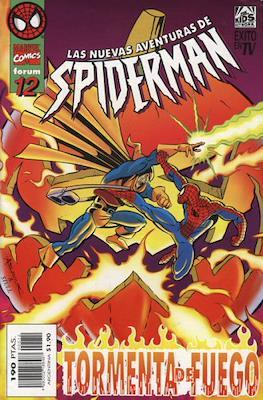 Las nuevas aventuras de Spiderman (Grapa. 17x26. 24 páginas. Color.) #12