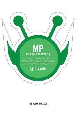 The Manhattan Projects (Comic-book) #12