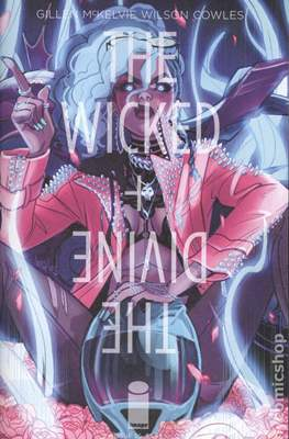 The Wicked + The Divine (Variant covers) (Comic Book) #36