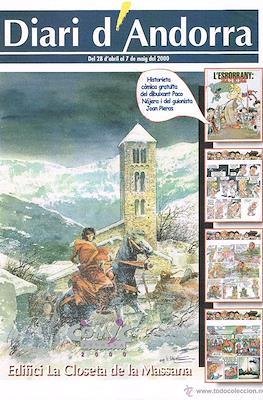 Diari d'Andorra. La Massana Cómic