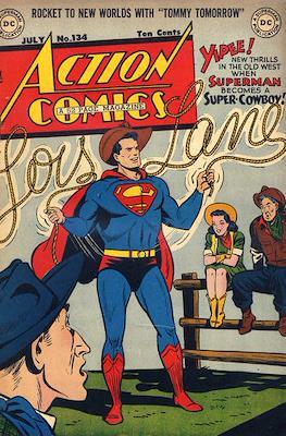 Action Comics Vol. 1 (1938-2011; 2016-) (Comic Book) #134