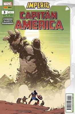 Imperio: Capitán América (2020) #3