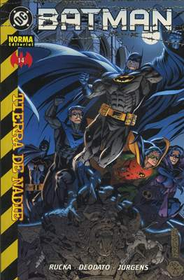 Batman (Rústica. 2001-2002) #14