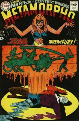 Metamorpho (Vol. 1 1965-1968) (Comic Book) #16