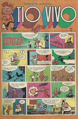 Tio Vivo. 2ª época (1961-1981) (Grapa) #643