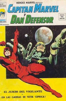 Heroes Marvel presenta: V.2 (1975) (Grapa) #9