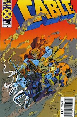 Cable Vol. 1 (1994-1995) (Grapa 32 pp) #19