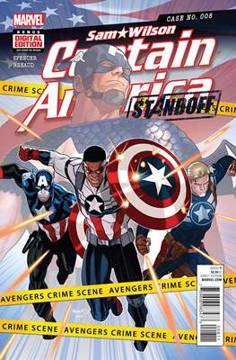 Captain America: Sam Wilson Vol 1 (Grapa) #8