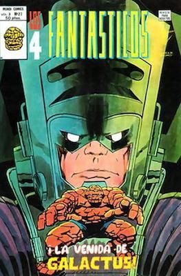 Los 4 Fantásticos Vol. 3 (1977-1980) (Grapa 44 pp) #27