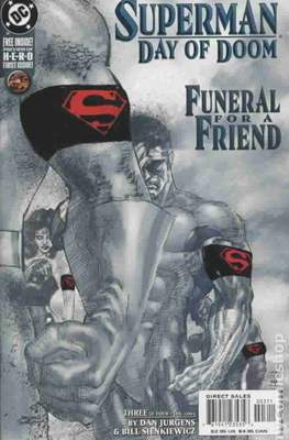 Superman: Day of Doom (Comic Book) #3