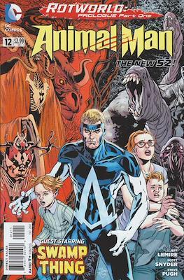 Animal Man vol. 2 (2011-2014) (Comic-book) #12