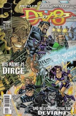 Dv8 (Comic Book) #20