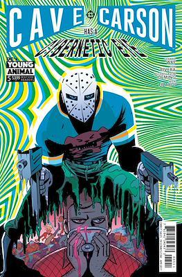 Cave Carson Has a Cybernetic Eye #5