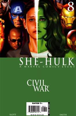 She-Hulk Vol. 2 (2005-2009) (Comic-Book) #8