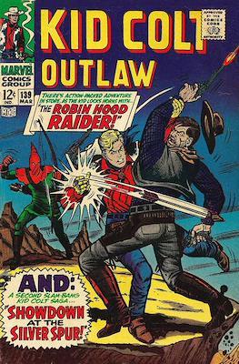 Kid Colt Outlaw Vol 1 (Comic-book.) #139