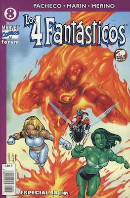 Los 4 Fantásticos Vol. 4 (2001-2003) #8
