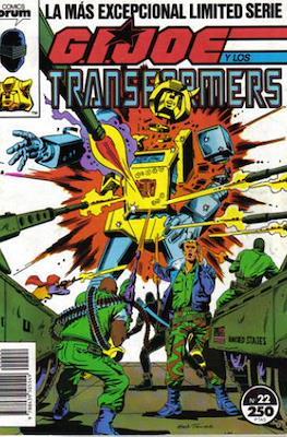 Comando G.I.Joe (Grapa. 19x27. 32 páginas. Color.) #22