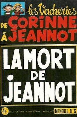 Les Vacheries de Corinne à Jeannot (Broche pocket 132 pp) #6