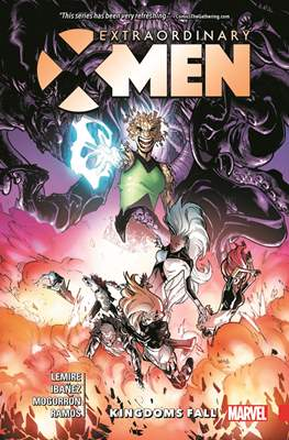Extraordinary X-Men (2016) (Softcover 112-160 pp) #3
