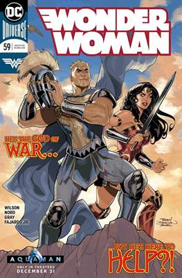Wonder Woman Vol. 5 (2016-) (Comic book) #59