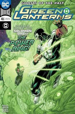 Green Lanterns Vol. 1 (2016-2018) (Comic-book) #46