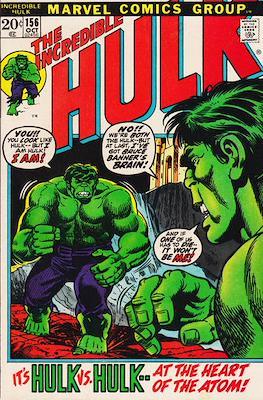 The Incredible Hulk Vol. 1 (1962-1999) (Comic Book) #156