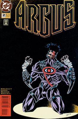 Argus (Comic Book) #2