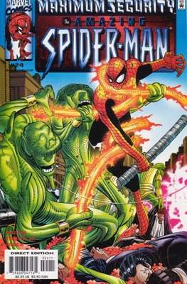 The Amazing Spider-Man Vol. 2 (1999-2014) (Comic-Book) #24