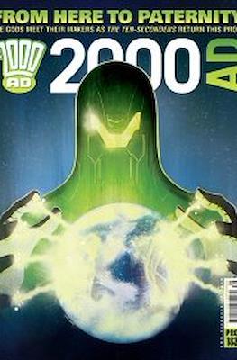 2000 AD (Magazine) #1839