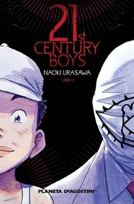 21st Century Boys (Rústica con sobrecubierta) #2