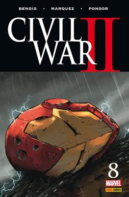 Civil War II (2016-2017) (Grapa. Color) #8