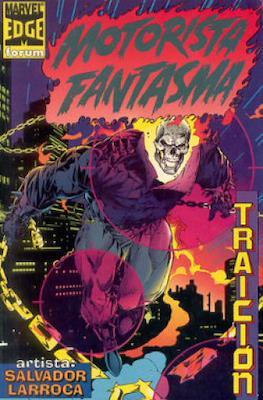 Motorista Fantasma (1996) (Rústica. 17x26. 112 páginas. Color) #1