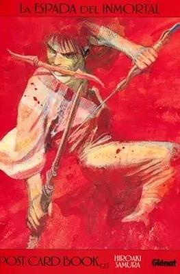 La espada del Inmortal Post Card Book (Rústica) #2
