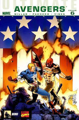 Ultimate Avengers (Comic-book) #6