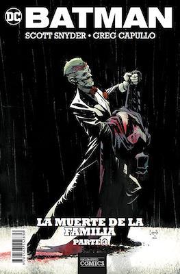 Batman. La muerte de la familia (Rústica) #3