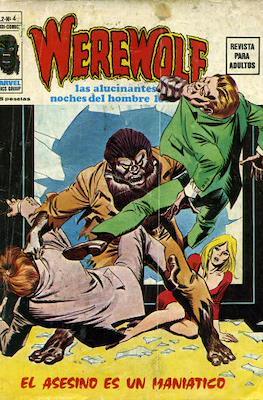 El Hombre Lobo / Werewolf (1974-1976) (Rústica 40 pp) #4