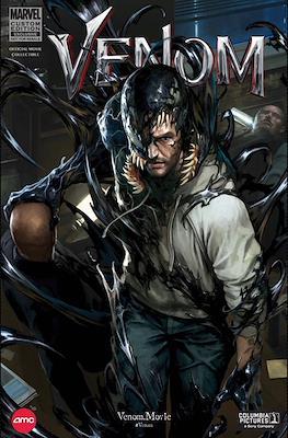 Custom Sony Pictures 2018 Venom English Comic