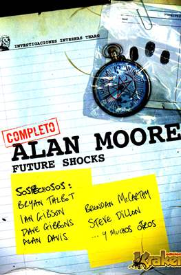 Alan Moore Future Shocks