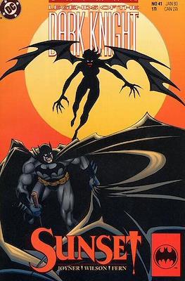 Batman: Legends of the Dark Knight Vol. 1 (1989-2007) (Comic Book) #41