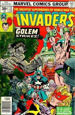 The Invaders #13