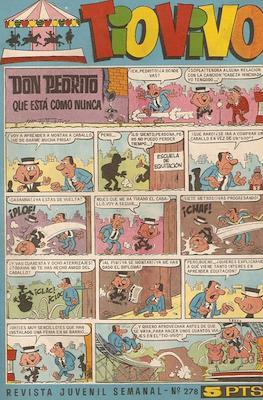 Tio Vivo. 2ª época (1961-1981) (Grapa) #278