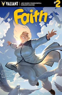 Faith (Comic Book) #2