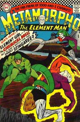 Metamorpho (Vol. 1 1965-1968) (Comic Book) #10